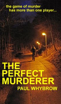 Novel about a serial killer who makes no mistakes